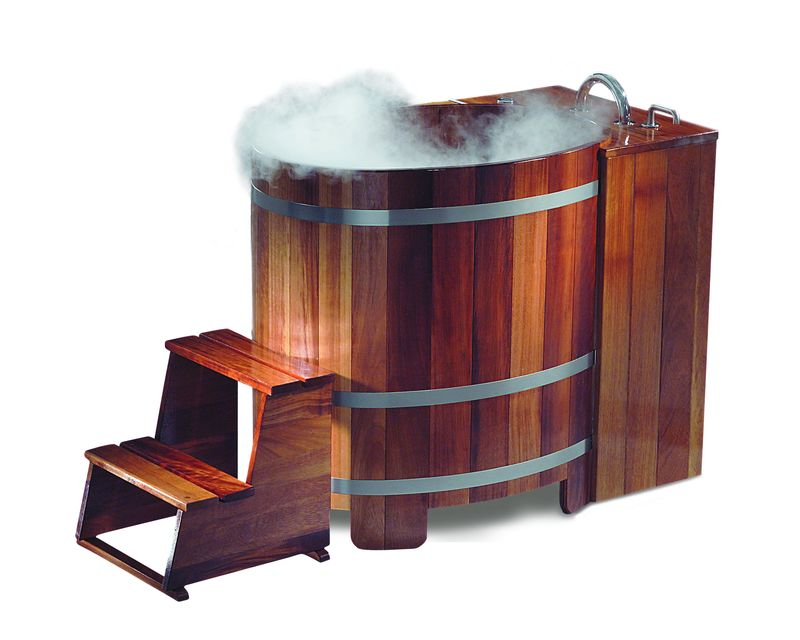 whirlpool outdoor indoor hot tub neu 2 personen kambala holz made in germany ebay. Black Bedroom Furniture Sets. Home Design Ideas